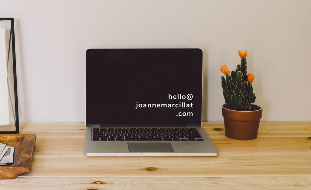 Graphiste Freelance Les Arcs Designer Graphiste Freelance - Les Arcs, Savoie. Je réalise vos supports de communication print ou web : Site internet, logo, enseigne, brochure, flyers, carte restaurant, visuels réseaux sociaux, et tout projet créatif afin de booster votre activité. Devis personnalisé gratuit. hello@joannemarcillat.com